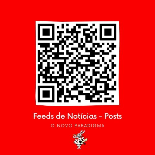 QR Code Posts Feeds