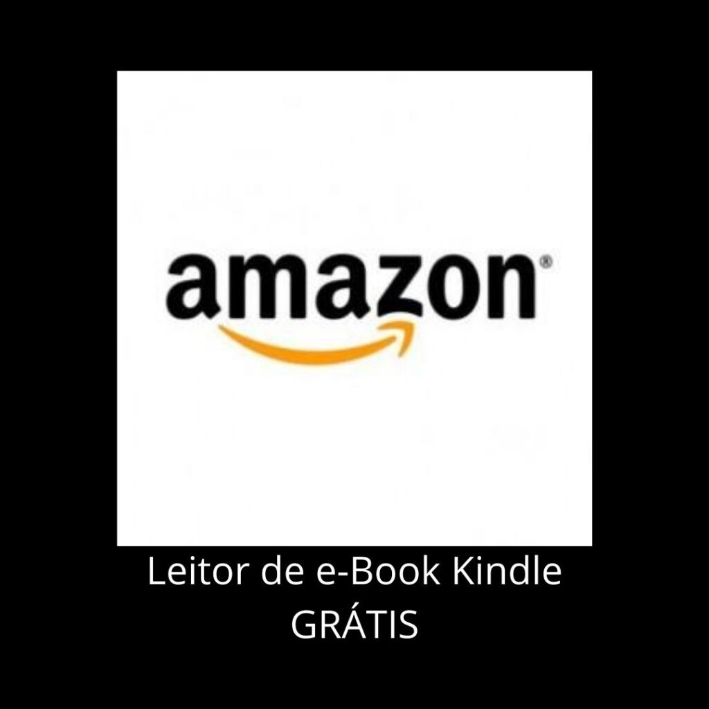Leitor de e-Books Kindle Amazon