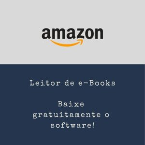 kindle leitor de e-book amazon